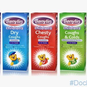 Children's Cough Cold