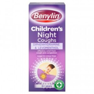 benylin children night cough