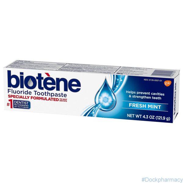 biotene toothpaste