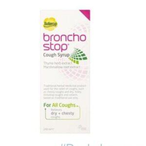 bronchostop cough syrup 240ml
