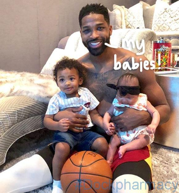 True Thompson hangs out with her sibling! On Friday, Tristan Thompson shared his very first household picture with him and his 2 kids True (whose mother is Khlo Kardashian ) and his 18-month-old child Prince (whom he shows his ex-girlfriend Jordan Craig ).
