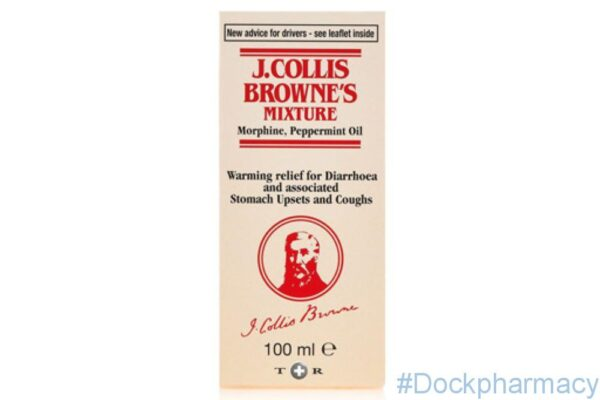 J Collis Brownes mixture