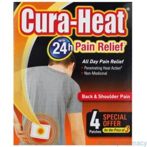 cura heat patch 4 pack