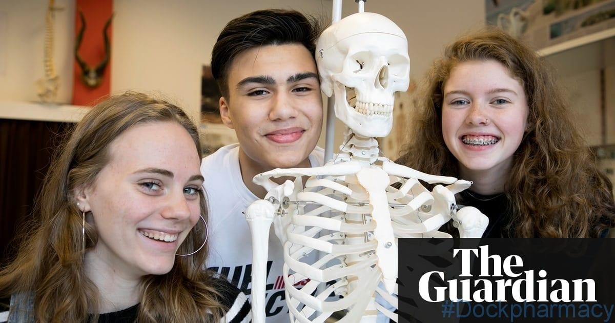 Teens in Netherlands routinely leading life fulfillment tables, with education playing a huge function In a biology class at a secondary school near Rotterdam, Gerrit the skeleton is not the only one with an irreversible smile. The Groen van Prinstererlyceum, which initially trialled joy lessons a years back, teaches a few of the least struggling […]
