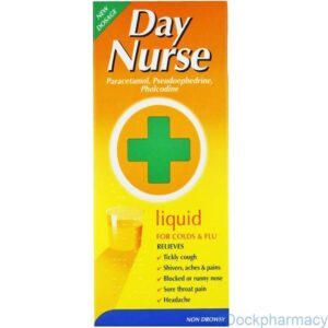 day nurse liquid