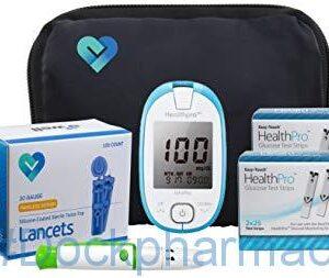 Diabetes Glucose Test Strip Monitors