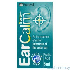earcalm ear infection spray