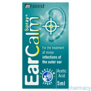 earcalm ear infection spray