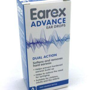 Earex Advance Ear Drops