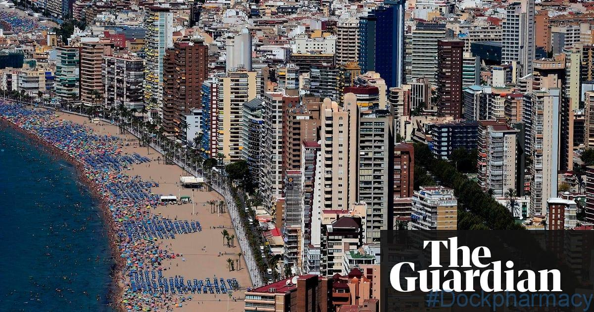 Anger in Benidorm as Polish nationwide provided 90 to have grooms call on forehead British travelers on a stag celebration in Benidorm have actually provoked outrage by paying a homeless male to have the name of the groom tattooed on his forehead, a regional magnate has actually stated. Karen Maling Cowles, the president of the […]