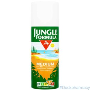 jungle aerosol medium