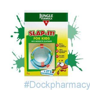 jungle formula slap it bracelet
