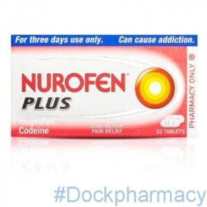 Nurofen Plus Tab, 24 Tablets