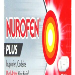 nurofen plus ibuprofen and codeine tablets