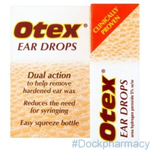 Otex earwax drops 8ml