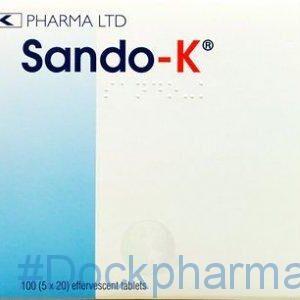 Sando-K Tablets