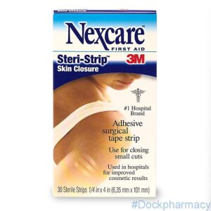 900 × 900Images may be subject to copyright. Find out more Nexcare Steri-Strip Skin Closure