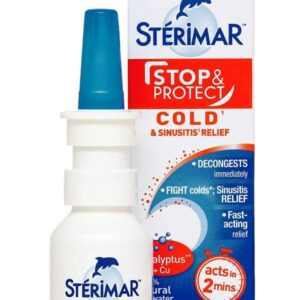sterimar stop and protect cold sinus nasal spray