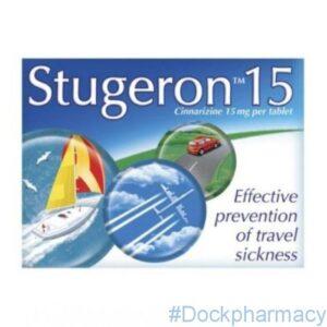 stugeron 15mg tablets 15 tablets