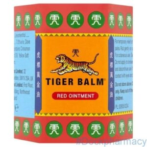 tiger balm ointment red