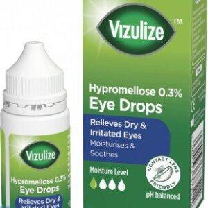 vizulize hypromellose eye drops