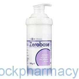 Zerobase cream 500g