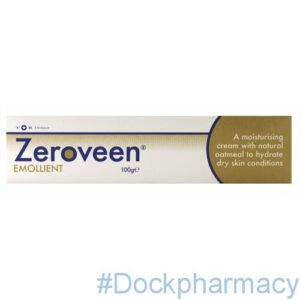 Zeroveen emollient cream aveeno alternative