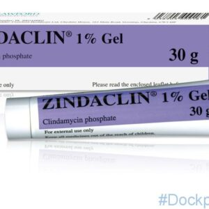 Zindaclin clindamycin acne gel
