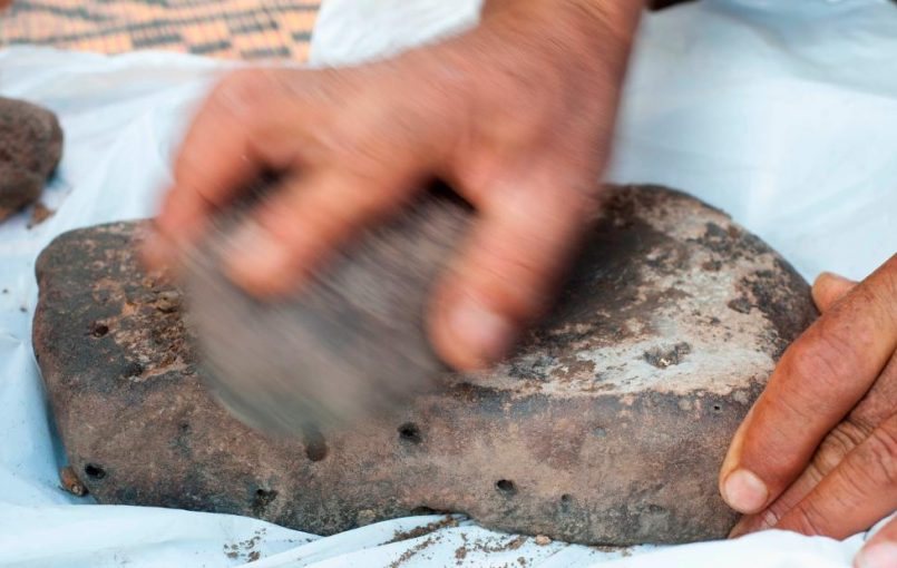 "(CNN)Archaeologists have actually found the charred remains of a bread baked 14,400 years back, more than 4,000 years prior to the introduction of farming. ""The existence of numerous charred food stays in the fireplaces from Shubayqa 1 is a remarkable discover, and it has actually offered us the opportunity to identify 14,000-year-old food practices,"" stated […]"