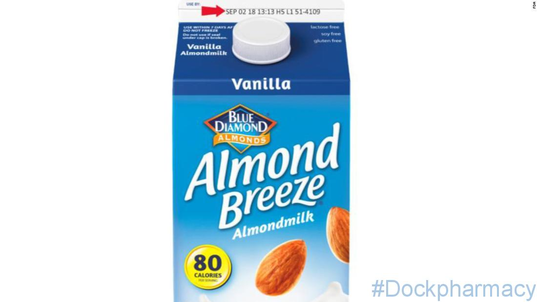 (CNN)HP Hood LLC has actually remembered some half-gallon containers of cooled Vanilla Almond Breeze almond milk due to the fact that they might include milk, an irritant not noted on the label, the United States Food and Drug Administration stated Friday . A single reported allergy did not need medical treatment or hospitalization. Approximately 145,254 […]