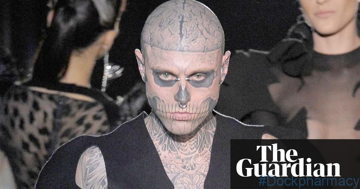 The design and star was discovered dead at his house in Montreal from an evident suicide Rick Genest, the design called Zombie Boy, whose greatly tattooed body made him a muse for Zombie Boy in London in 2016. Picture: CPG Photography Ltd/Rex/Shutterstock As news of his death broke, homages gathered to the artist– who went […]