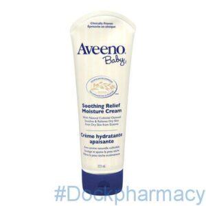 Aveeno Baby Soothing Relief Cream, 223ml