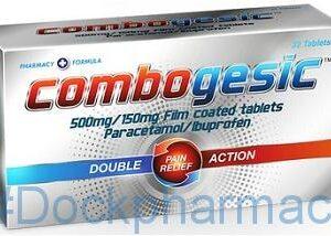 Combogesic, 32 Tablets