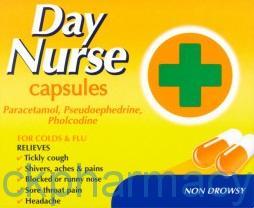 Day Nurse, 20 Capsules
