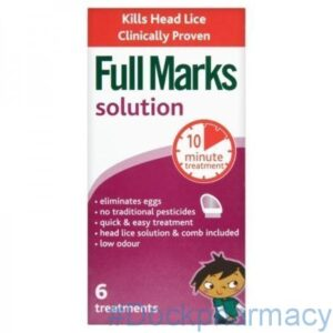 FULL MARKS SOLUTION, 300ML