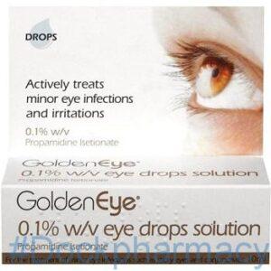 Golden Eye Drops, 10ml
