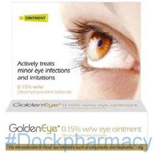 Golden Eye Ointment, 5g