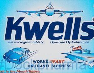 Kwells Travel Sickness, 12 Tablets