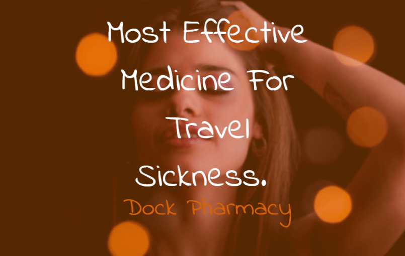 What Medicines Are Used For Motion Sickness? If you're still bothered by motion sickness, there are several medicines available which can reduce, or prevent, symptoms of motion sickness. You can buy these medications over the counter from pharmacies. Medicines for travel sickness work by interfering with the nerve signals described above. Medicines formotion sickness are […]