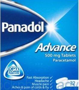 Panadol Advance, 32 Tablets