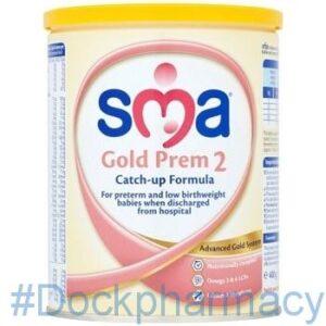 SMA Pro Gold Prem 2 Powder, 400g
