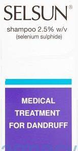 Selsun Dandruff Treatment, 100ml