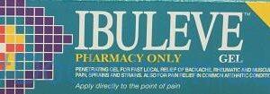 Ibuleve [Ibuprofen], 30g Gel