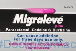 Migraleve Pink, 24 Tablets