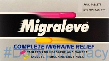 Migraleve Complete, 48 Tablets