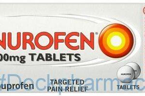Nurofen 200mg, 24 Tablets