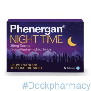 phenergan night tablet