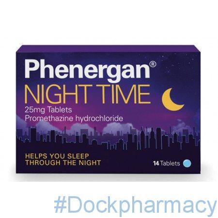 phenergan night tablet