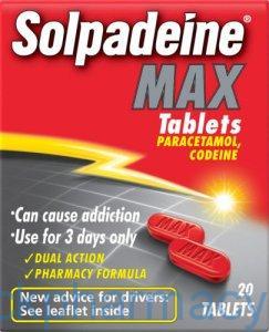 Solpadeine Max 20 Tablets