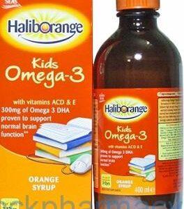 Seven Seas Haliborange Omega-3 Syrup, 200ml